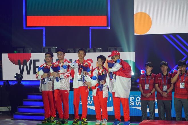 Thai Lan gianh huy chuong vang Lien Quan tai SEA Games 30 hinh anh 6