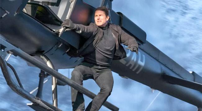 Tom Cruise sẽ đóng phim ngoài không gian bằng tàu của SpaceX