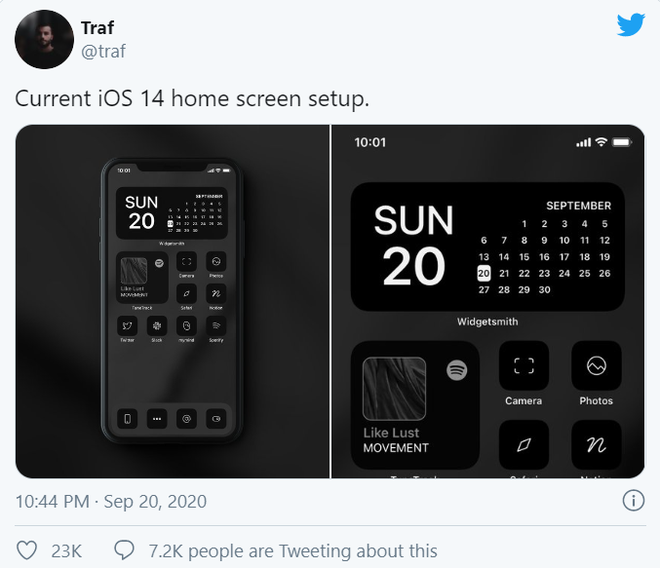 Kiem tram nghin USD tu ban icon tren iOS 14 anh 1