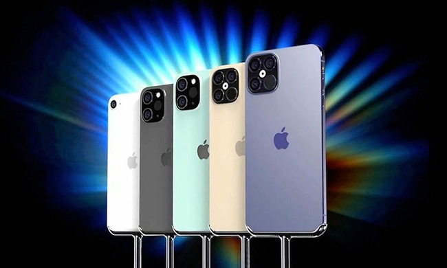 Apple chuan bi ra mat iPhone moi anh 1