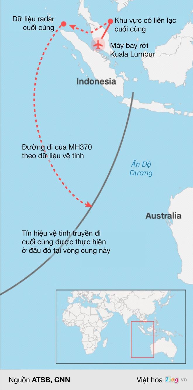3 nam mat tich MH370 anh 2