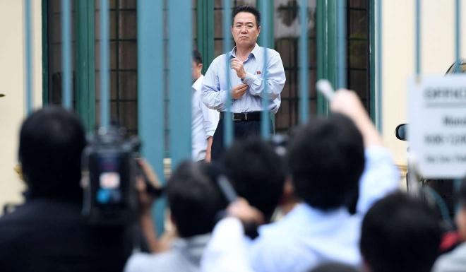 Malaysia va Trieu Tien mac ket trong the giang co nguy hiem hinh anh 1