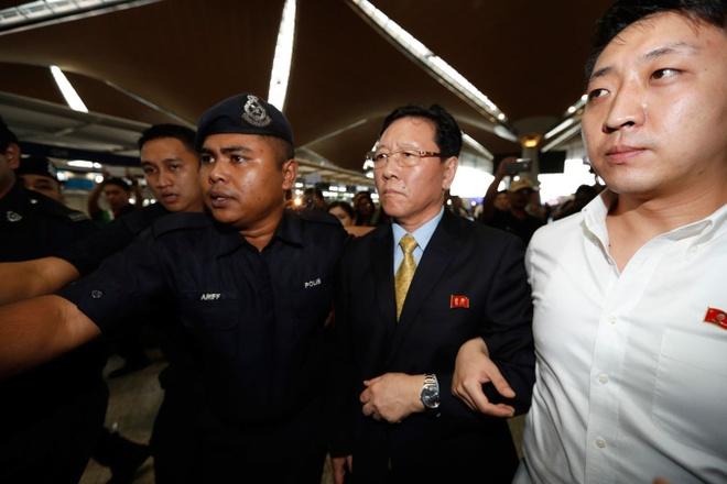 Malaysia va Trieu Tien mac ket trong the giang co nguy hiem hinh anh