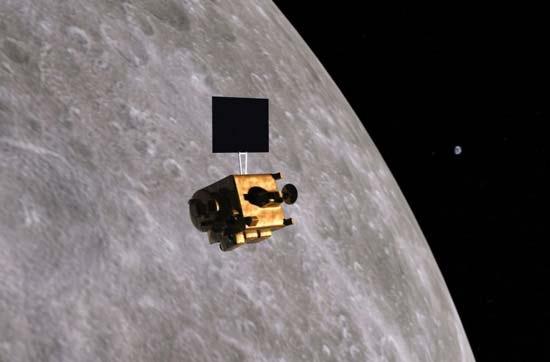 NASA giup An Do tim tau vu tru lac 8 nam tren Mat Trang hinh anh
