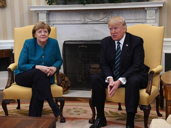 Trump doi Duc tra tien nhieu hon cho NATO va My hinh anh 1