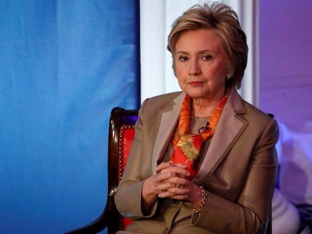 Clinton: Neu bau cu dien ra vao 27/10, toi se la tong thong hinh anh