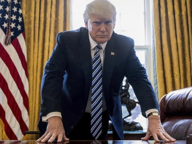 Ong Trump muon chinh phu dong cua de dep 'lon xon' o Quoc hoi hinh anh