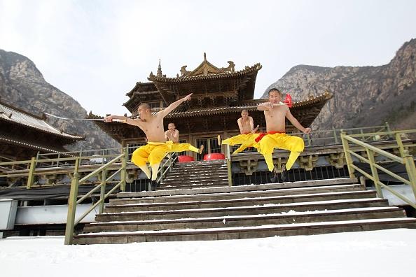 3 vung dat kung fu noi danh nhat Trung Quoc hinh anh 1