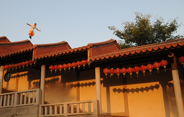3 vung dat kung fu noi danh nhat Trung Quoc hinh anh 8
