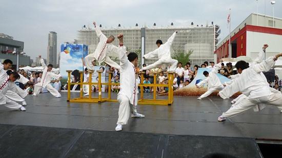 3 vung dat kung fu noi danh nhat Trung Quoc hinh anh 5