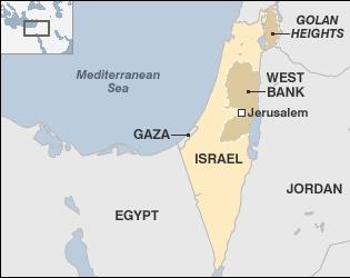 Tong thong Trump len duong toi Israel va Palestine hinh anh 2