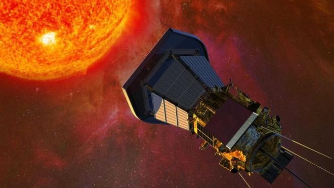NASA hien thuc hoa giac mo 'cham toi Mat Troi' sau 60 nam hinh anh 1