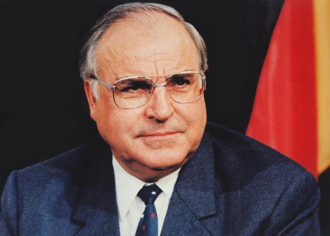 Helmut Kohl, cha de cua nuoc Duc thong nhat, qua doi o tuoi 87 hinh anh