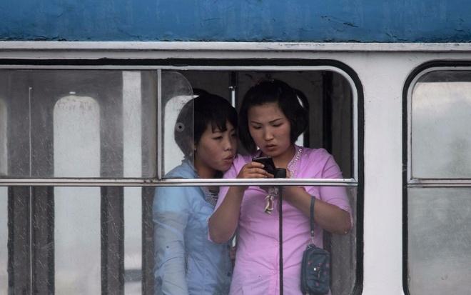 Cac mat hang Trung Quoc thay doi doi song nguoi Trieu Tien hinh anh
