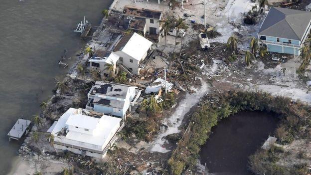 Florida cho phep nguoi dan tro ve nha sau bao Irma hinh anh 1