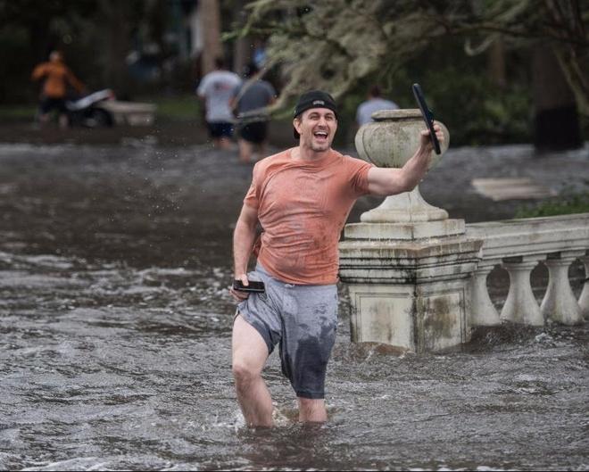 Florida cho phep nguoi dan tro ve nha sau bao Irma hinh anh