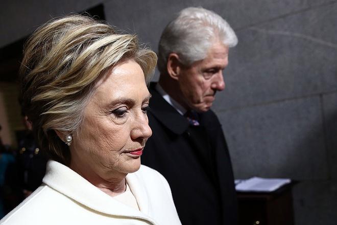 Hillary ke ve hon nhan trac tro voi Bill Clinton trong hoi ky moi hinh anh 1