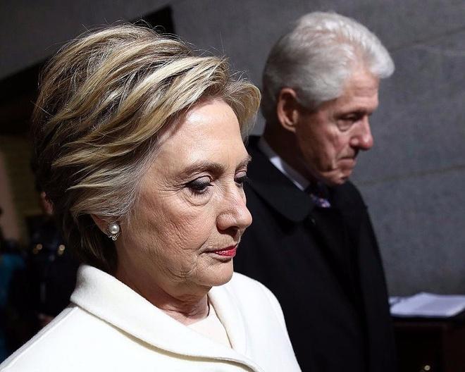 Hillary ke ve hon nhan trac tro voi Bill Clinton trong hoi ky moi hinh anh