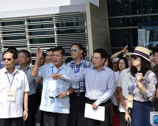 Pho thu tuong Pham Binh Minh chu tri so duyet APEC 2017 hinh anh