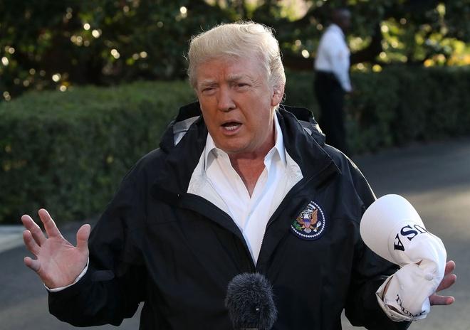 Trump goi sat thu Las Vegas la 'benh hoan' va 'dien ro' hinh anh 1