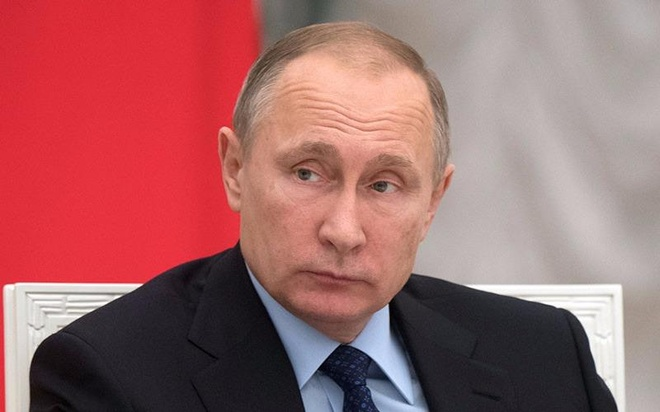 Tong thong Putin ky sac lenh cam van Trieu Tien hinh anh