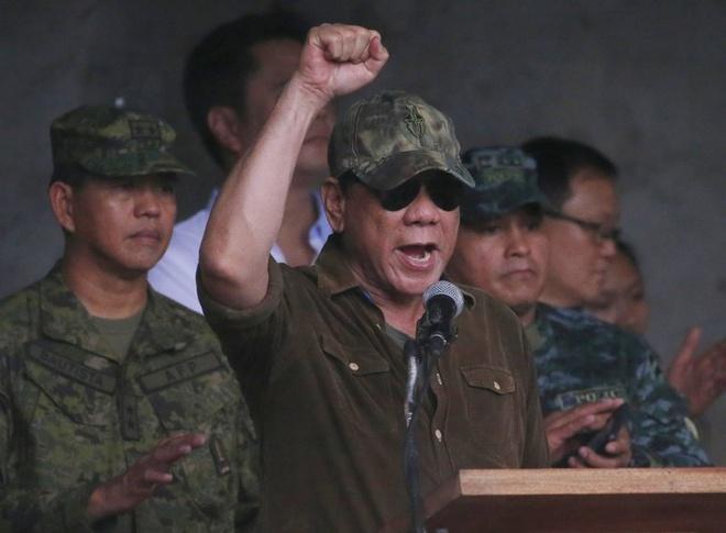 Nhung tieng sung cuoi cung khi Philippines giai phong Marawi hinh anh 1