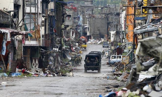 Nhung tieng sung cuoi cung khi Philippines giai phong Marawi hinh anh 2