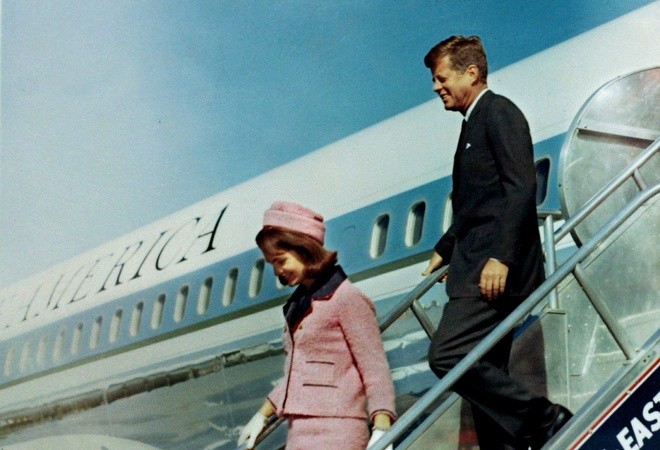 Nhung ky uc buon ve vu am sat Tong thong John F. Kennedy hinh anh