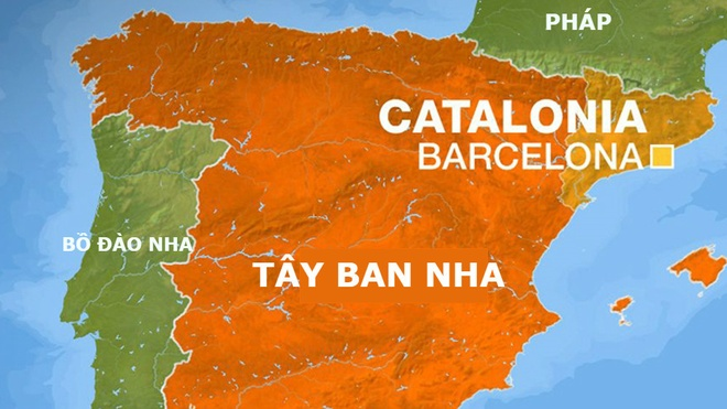 Lanh dao Catalonia keu goi chong doi lenh tiep quan cua Madrid hinh anh 2
