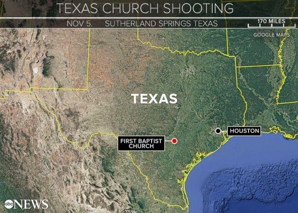 Ke xa sung nha tho Texas tung tron khoi vien tam than hinh anh 2
