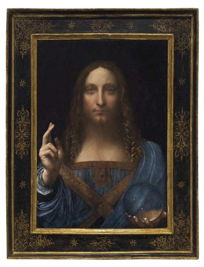Buc hoa 60 USD cua Da Vinci duoc ban dau gia 100 trieu USD hinh anh 1