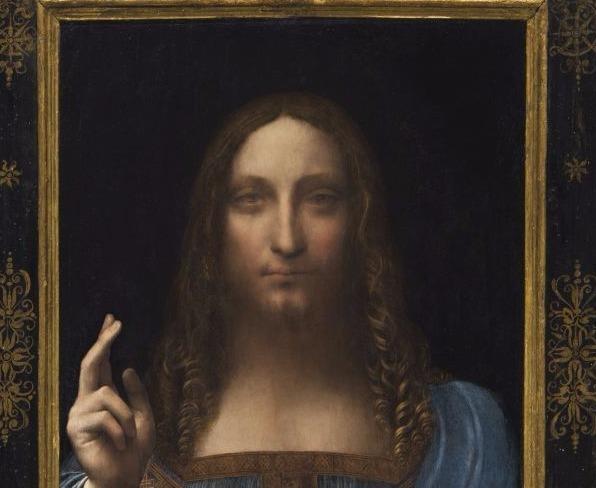 Buc hoa 60 USD cua Da Vinci duoc ban dau gia 100 trieu USD hinh anh