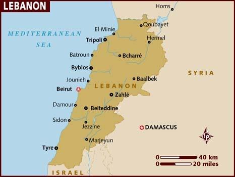 Thu tuong Lebanon toi Phap sau tin don bi Saudi Arabia bat coc hinh anh 2