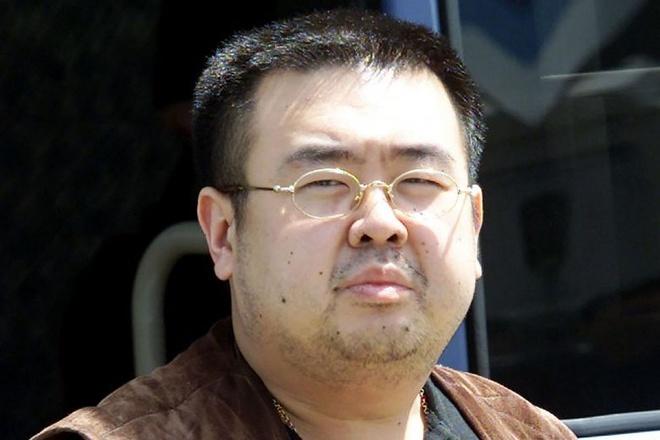 'Kim Jong Nam' mang theo 12 chai thuoc giai doc khi bi am sat hinh anh
