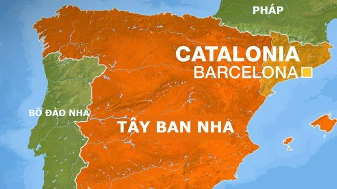 Tay Ban Nha rut lenh bat giu quoc te cuu lanh dao Catalonia hinh anh 1