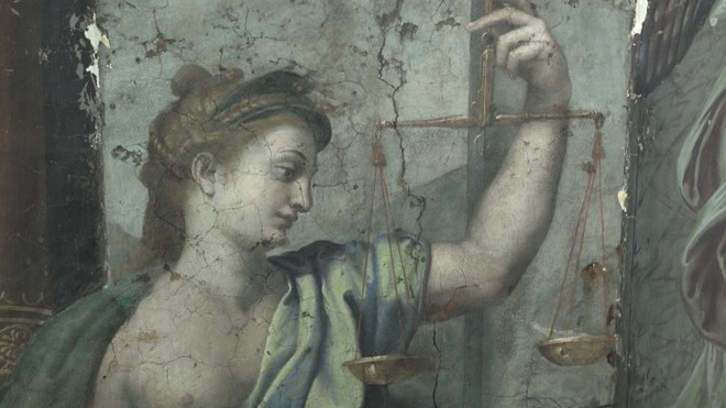 Bi an 500 nam cua danh hoa Raphael duoc giai ma o Vatican hinh anh 1