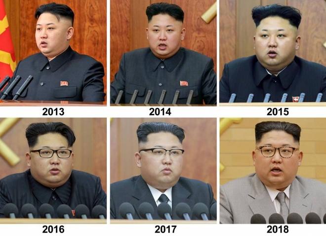 An mac khac, Kim Jong Un co the hien hinh anh 'mem mai' dau nam moi hinh anh 1