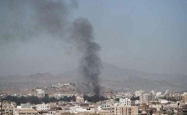 Saudi Arabia danh chan ten lua cua phien quan Yemen hinh anh