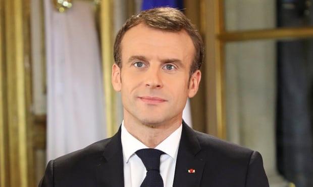 Macron nhuong bo nguoi bieu tinh: Toi biet da lam ton thuong cac ban hinh anh