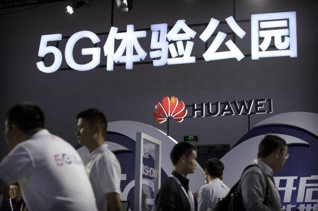 Huawei 'hoa vo don chi', sau vu CFO bi bat la hang loat lenh cam cua hinh anh