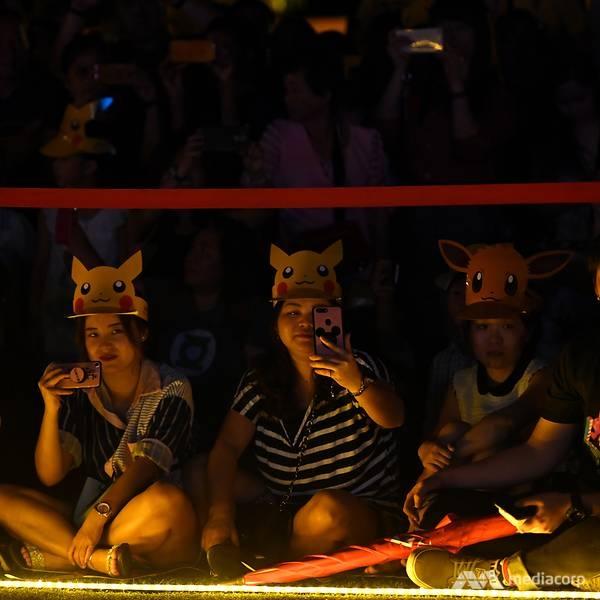 Singapore to chuc cuoc dieu hanh Pikachu dau tien ngoai Nhat Ban hinh anh 3
