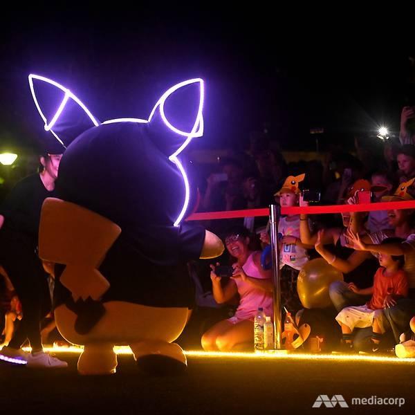 Singapore to chuc cuoc dieu hanh Pikachu dau tien ngoai Nhat Ban hinh anh 4