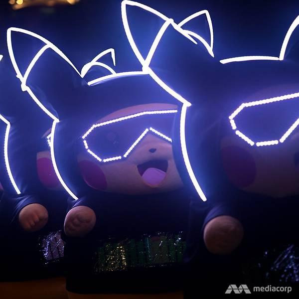 Singapore to chuc cuoc dieu hanh Pikachu dau tien ngoai Nhat Ban hinh anh 5
