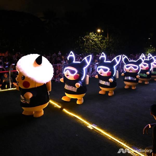Singapore to chuc cuoc dieu hanh Pikachu dau tien ngoai Nhat Ban hinh anh 6