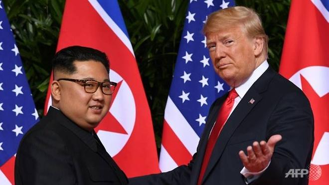 Singapore, VN vao danh sach de to chuc thuong dinh Trump - Kim hinh anh