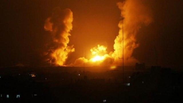 Phong khong Syria day lui cuoc khong kich cua Israel hinh anh