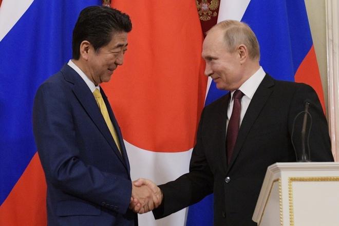 TT Putin 'ra dieu kien' tra lai quan dao tranh chap cho Nhat hinh anh