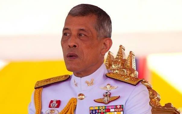 5 nam sau dao chinh, vua Thai Lan ky sac lenh phe chuan bau cu hinh anh