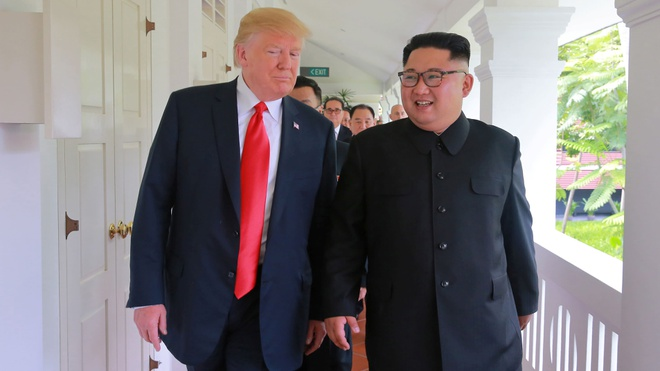 Washington Post: Trump - Kim gap o VN se giup the gioi an toan hon hinh anh