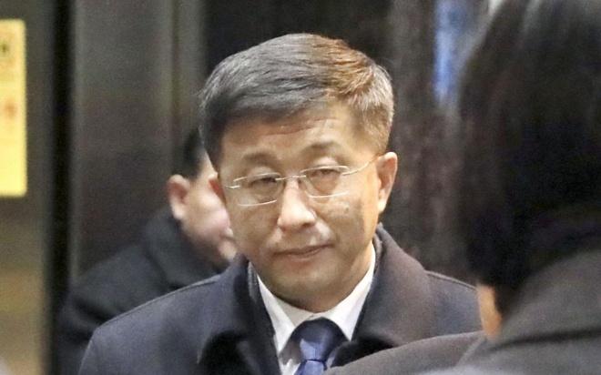 Kyodo: Dai dien My, Trieu toi Ha Noi de ban noi dung cua thuong dinh hinh anh